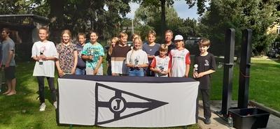 Optis der SGaM erfolgreich beim Joersfelder Opti - 1. Platz bei den Opti B