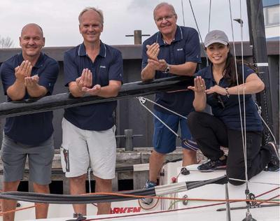DEAF Sailing TEAM der SGaM