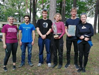 Erfolg beim Jugendmastercup: Zwei Wanderpokale für die SGaM